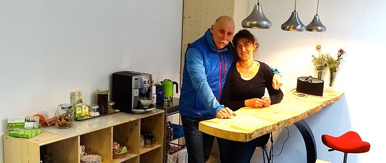 Kati und Werner